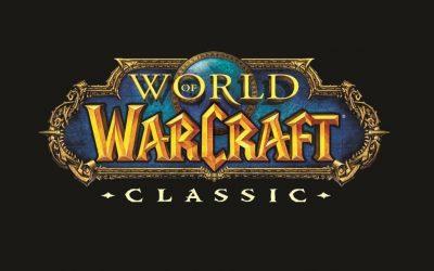 Logo World of warcraft classic