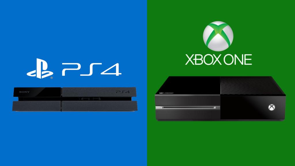 Xbox vs PS4 porównanie