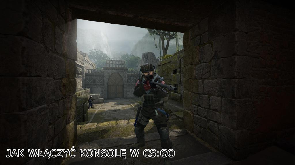 Jak włączyć konsolę w CS:GO