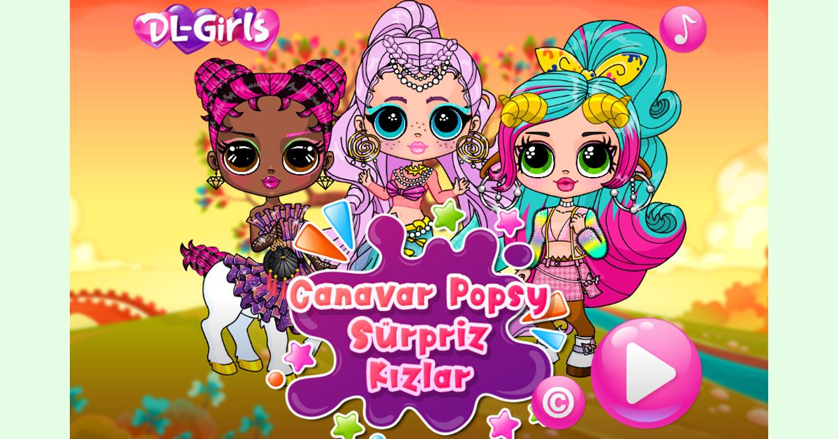 Zdjęcie Monster Popsy Surprise Dolls