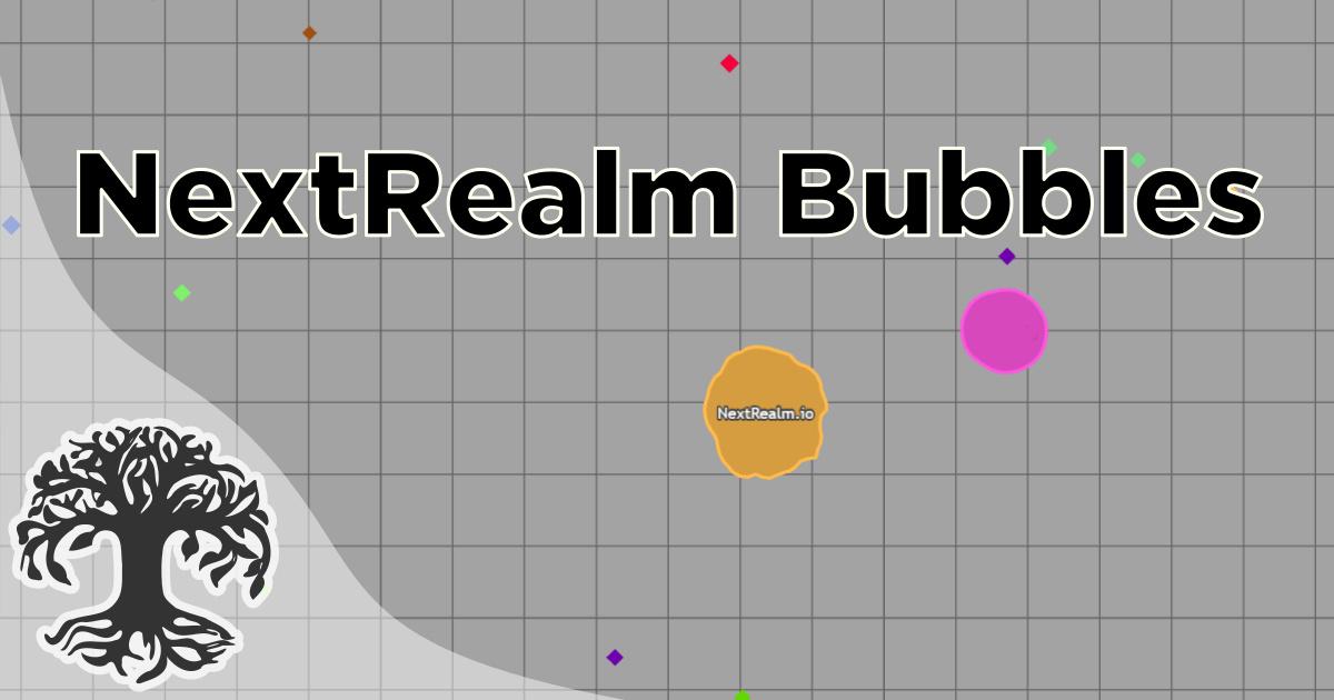 Zdjęcie NextRealm Bubbles
