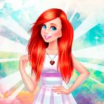 Ariel and Mysterious Perfume