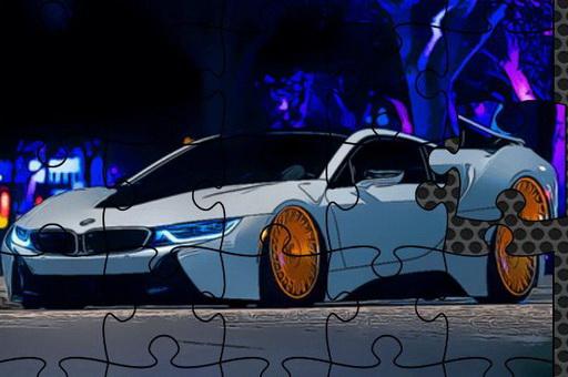 Zdjęcie German Fastest Cars Jigsaw