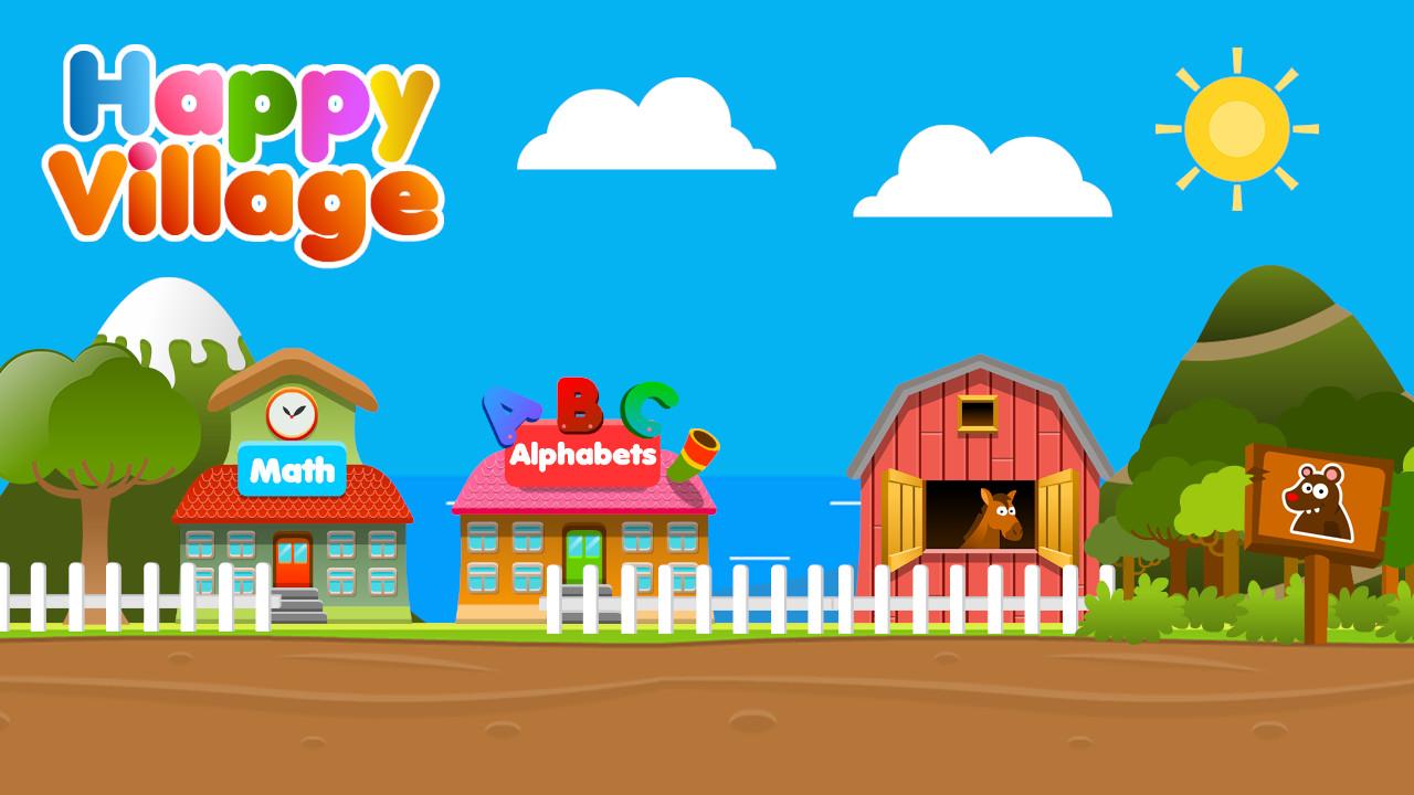 Zdjęcie Happy Village Toddlers & Kids Educational Games