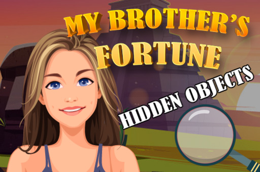Zdjęcie Hidden Objects My Brother's Fortune