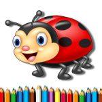 Ladybug Coloring Book