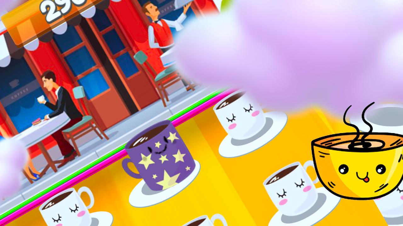 Zdjęcie Merge Game Coffee Shop