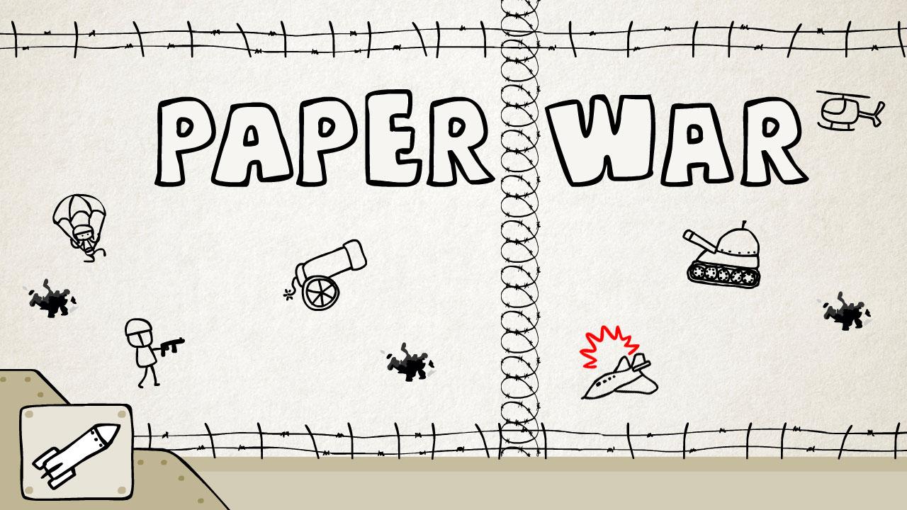 Zdjęcie Paper War