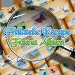 Philatelic Escape Fauna Album