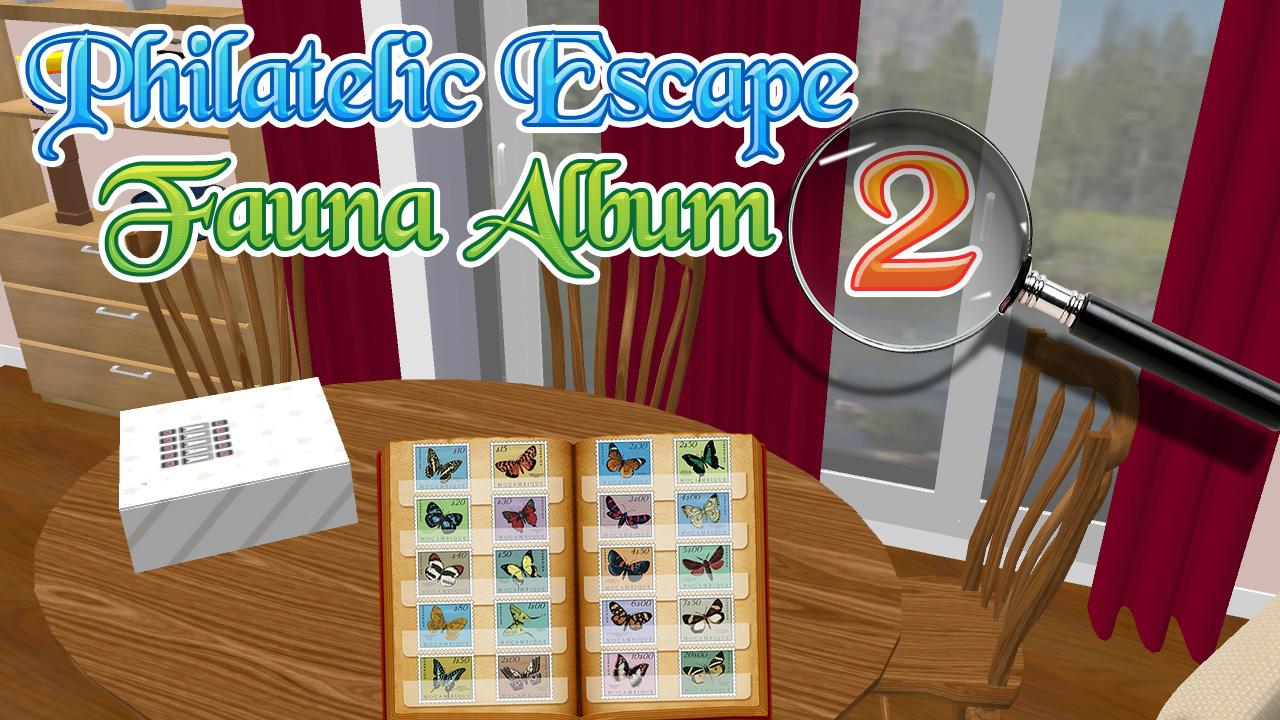 Zdjęcie Philatelic Escape Fauna Album 2